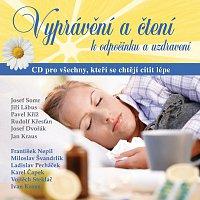 Různí interpreti – Vyprávění a čtení k odpočinku a uzdravení – CD