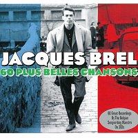 Jacques Brel – 60 Plus Belles Chansons – CD