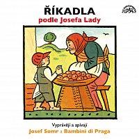 Josef Somr, Bambini di Praga – Lada: Říkadla – CD
