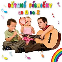 Různí interpreti – Dětské písničky od A do Z – CD