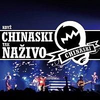 Chinaski – Kdyz Chinaski tak nazivo – CD+DVD