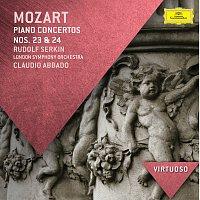 Rudolf Serkin, London Symphony Orchestra, Claudio Abbado – Mozart: Piano Concertos Nos.23 & 24 – CD