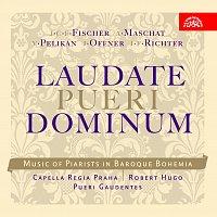 Capella Regia Praha, Robert Hugo – Laudate pueri dominum. Hudba slánských piaristů – CD