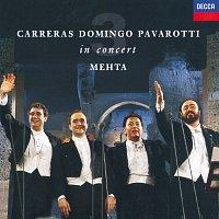José Carreras, Plácido Domingo, Luciano Pavarotti, Zubin Mehta – The Three Tenors - In Concert - Rome 1990 – CD