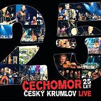 Čechomor – 25 let - Cesky Krumlov Live – CD+DVD