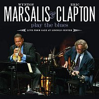 Wynton Marsalis, Eric Clapton – Wynton Marsalis And Eric Clapton Play The Blues Live From Jazz At Lincoln Center – CD