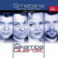 Škampovo kvarteto – Smetana: Smyčcové kvartety č. 1, 2 – CD