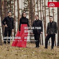 Klavírní kvarteto Josefa Suka – Dvořák & Suk: Klavírní kvartety – CD