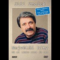 Jiří Zmožek – Největší hity (Už mi lásko není 20 let) – DVD