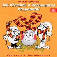Jiřina Bohdalová – Čtvrtek: Jak Křemílek a Vochomůrka hospodařili – CD