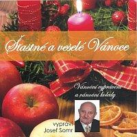 Josef Somr – Šťastné a veselé Vánoce (Vánoční vyprávění a vánoční koledy) – CD