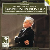 Berliner Philharmoniker, Herbert von Karajan – Beethoven: Symphonies Nos.1 & 2 – CD