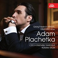 Adam Plachetka – Händel: Oratorio Arias – CD
