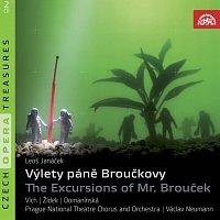 Orchestr Národního divadla v Praze, Václav Neumann – Janáček: Výlety pana Broučka. Opera o 2 částech – CD