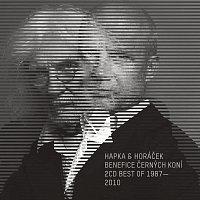 Petr Hapka, Michal Horáček – Benefice cernych koni - Best Of 1987-2010 – CD