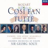 Renée Fleming, Anne Sofie von Otter, Frank Lopardo, Olaf Bar, Michele Pertusi – Mozart: Cosi fan tutte [3 CDs] – CD