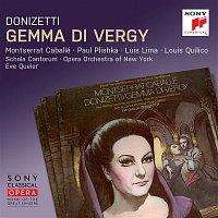 Eve Queler, Gaetano Donizetti, Opera Orchestra of New York, Montserrat Caballé – Donizetti: Gemma di Vergy (Remastered) – CD