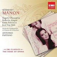 Angela Gheorghiu, Roberto Alagna, Orchestre Symphonique de la Monnaie, Antonio Pappano – Massenet: Manon – CD