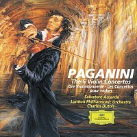 Salvatore Accardo, London Philharmonic Orchestra, Charles Dutoit – Paganini: The 6 Violin Concertos [3 CD's] – CD