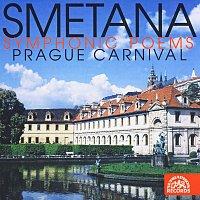 Česká filharmonie, Václav Neumann, Symfonický orchestr hl.m. Prahy (FOK), Jiří Bělohlávek – Smetana: Symfonické básně, Pražský karneval – CD