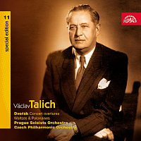 Česká filharmonie, Václav Talich – Talich Special Edition 11. Dvořák: V přírodě, Karneval, Othello, Valčíky, Polonézy – CD