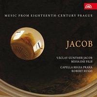 Capella Regia Praha, Robert Hugo – Jacob: Missa Dei Filii. Hudba Prahy 18. století – CD