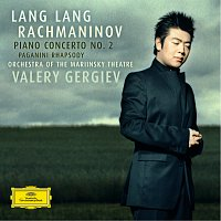 Lang Lang, Orchestra of the Mariinsky Theatre, Valery Gergiev – Rachmaninov: Piano Concerto No.2; Rhapsody on a Theme of Paganini; Prelude op.23 – LP