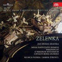 Musica Florea – Zelenka: Missa Nativitatis Domini, Magnificat. Hudba Prahy 18. století – CD