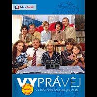 Různí interpreti – Vyprávěj - kompletní vydání seriálu – DVD
