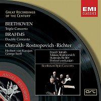 David Oistrakh, Mstislav Rostropovich, Cleveland Orchestra, George Szell, Mstislav Rostropovich – Beethoven: Triple Concerto/Brahms: Double Concerto – CD