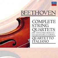 Quartetto Italiano, Paolo Borciani, Elisa Pegreffi, Piero Farulli, Franco Rossi – Beethoven: Complete String Quartets – CD