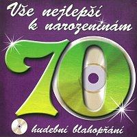 Karel Hašler – Hudební blahopřání 70. (Vše nejlepší k narozeninám) – CD