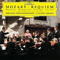 Karita Mattila, Sara Minguardo, Michael Schade, Bryn Terfel, Claudio Abbado – Mozart: Requiem – CD