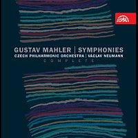 Česká filharmonie, Václav Neumann – Mahler: Symfonie - komplet – CD