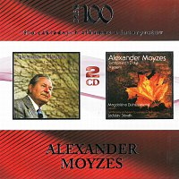 Alexander Moyzes – Sláčikove kvarteto 2 / Symfónia č.1 (Opus 100) – CD