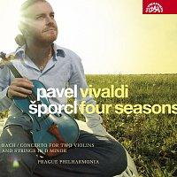 Pavel Šporcl, Pražská komorní filharmoie – Vivaldi: Čtvero ročních dob - Bach: Koncert pro dvoje housle – CD