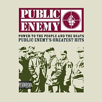 Public Enemy – Power To The People And The Beats - Public Enemy's Greatest Hits – CD