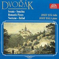 Josef Suk, Josef Hála – Dvořák: Skladby pro housle a klavír – CD