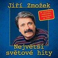 Jiří Zmožek – Největší světové hity – CD