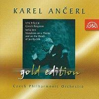 Česká filharmonie, Karel Ančerl – Ančerl Gold Edition 21. Vycpálek: České requiem - Mácha: Variace pro orchestr na téma a smrt J. Rychlíka – CD
