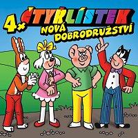 Tereza Bebarová, Ivan Trojan, Bohdan Tůma, Ondřej Brzobohatý – Čtyřlístek - Nová dobrodužství – CD