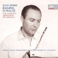 Jean Pierre Rampal – Jean-Pierre Rampal v Praze / Kompletní supraphonské nahrávky – CD