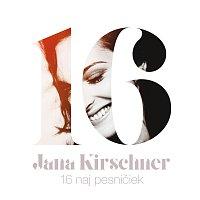 Jana Kirschner – 16 naj pesničiek – CD