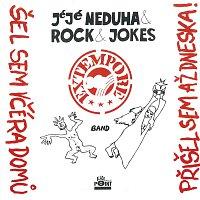 Rock & Jokes Extempore Band – Šel sem včéra domů, přišel sem až dneska! – CD