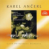 Česká filharmonie, Karel Ančerl – Ančerl Gold Edition 11. Kabeláč: Mysterium času, Hamletovská improvizace - Hanuš: Koncertantní symfonie – CD