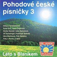 Různí interpreti – Pohodové české písničky 3 (Léto s Blaníkem) – CD