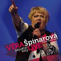 Věra Špinarová, Adam Pavlik Band – Nejvetsi hity - Live – CD+DVD