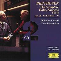 Yehudi Menuhin, Wilhelm Kempff – Beethoven: The Complete Violin Sonatas Vol.II – CD