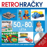 Různí interpreti – Retro Hračky 50. - 80. léta – DVD