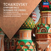Philharmonia Orchestra, St. Petersburg Philharmonic Orchestra, Vladimír Ashkenazy – Tchaikovsky: Symphony No.5; Serenade for Strings – CD